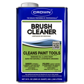 Crown Quart Brush Cleaner