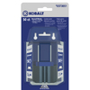 Kobalt 50-Pack 3.37-in Carbon Steel Straight Replacement Utility Blades