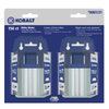 Kobalt 150-Pack 3.37-in Carbon Steel Straight Replacement Utility Blades