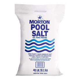 Morton 40 lbs Pool Salt