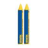 IRWIN 2-Pack Yellow Marking Crayon Set