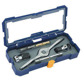 IRWIN 7-Piece Metric and SAE Tap and Die Set