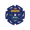 IRWIN Marathon with Weldtec 7-1/4-in 6-Tooth Circular Saw Blade