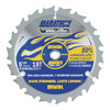 IRWIN Marathon with Weldtec 5-3/8-in 18-Tooth Circular Saw Blade