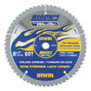 IRWIN Marathon with Weldtec 8-1/2-in 60-Tooth Circular Saw Blade