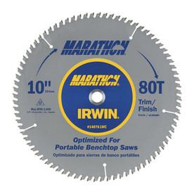 IRWIN MARATHON Marathon 10-in Circular Saw Blade