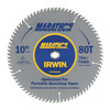 IRWIN MARATHON Marathon 10-in 80-Tooth Circular Saw Blade