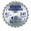 IRWIN Classic 6-1/2-in Circular Saw Blade
