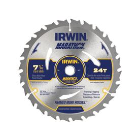 IRWIN MARATHON 3-Piece Circular Saw Blade Set
