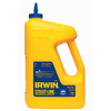IRWIN STRAIT-LINE 5 lb Blue Chalk-Bottle