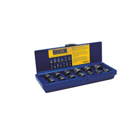 IRWIN HANSON Professional's Industrial 13-Pack Bolt Extractor Set