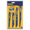 IRWIN 11-Pack Bi-Metal Reciprocating Saw Blade Set
