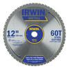 IRWIN 12-in 60-Tooth Segmented Carbide Circular Saw Blade