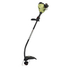 Poulan 25cc 2-Cycle 17-in Curved Gas String Trimmer