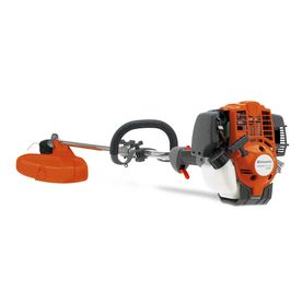 Husqvarna 25cc 4-Cycle 18-in Straight Shaft Gas String Trimmer and Edger