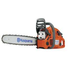 Husqvarna 60.3cc 2-Cycle 24-in Gas Chainsaw