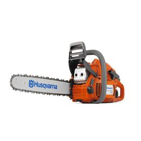 Husqvarna 50.2cc 2-Cycle 20-in Gas Chainsaw