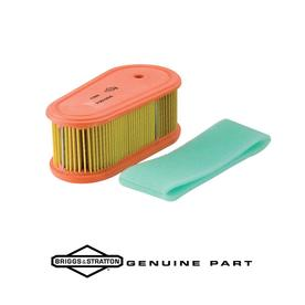 Briggs &amp; Stratton Paper Air Filter for 4-Cycle Briggs &amp; Stratton Intek Engine