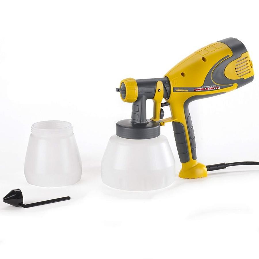 shop wagner control spray double duty high volume low pressure hvlp. Black Bedroom Furniture Sets. Home Design Ideas