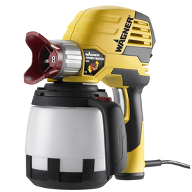 Wagner Power Painter Max 2600-PSI Electric Handheld Airless Paint Sprayer