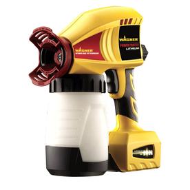 Home Wagner Spray Tech Cordless Power Handheld Paint Sprayer