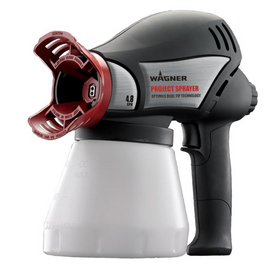 Wagner Optimus Project Handheld Paint Sprayer