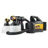 Wagner MotoCoat 3-PSI Handheld High-Volume Low-Pressure Paint Sprayer