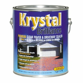 Gardner 400 sq ft Krystal Clear Paver and Driveway Sealer