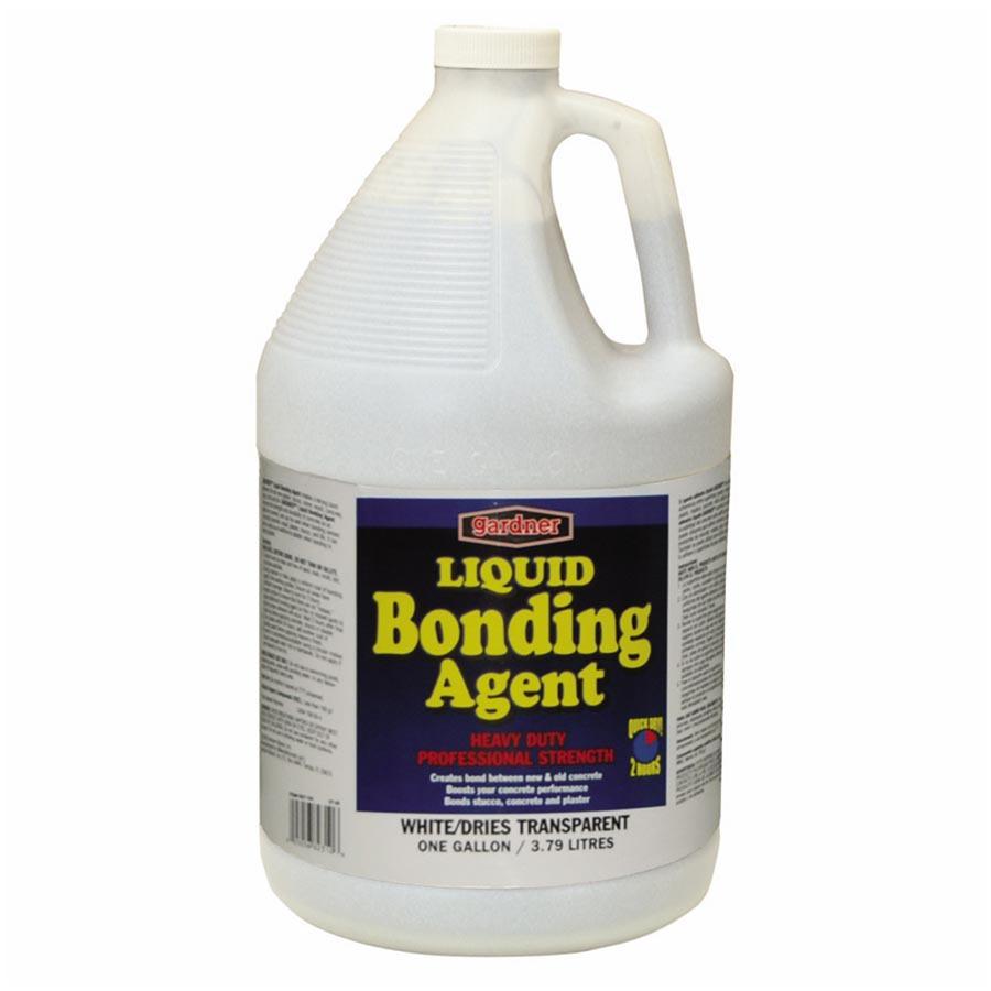 Shop Gardner Gallon Liquid Bonding Agent At