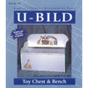 U-Bild Toy Chest and Bench Woodworking Plan