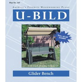 U-Bild Glider Bench Woodworking Plan