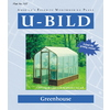 U-Bild Greenhouse Woodworking Plan