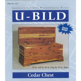 cedar chest plans patterns