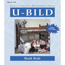 U-Bild Bunk Beds Woodworking Plan