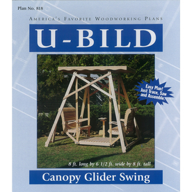 Free Canopy Glider Swing Plans