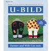 U-Bild Farmer and Wife Cutouts Woodworking Plan