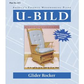 glider rocker woodworking plan