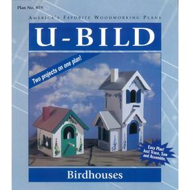 U-Bild Birdhouses Woodworking Plan