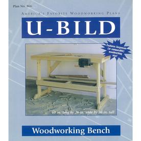 U-Bild Woodworking Bench Woodworking Plan