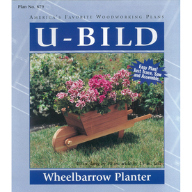 woodworking plans wheelbarrow