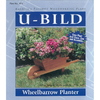 U-Bild Wheelbarrow Planter Woodworking Plan