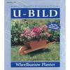 U-Bild Wheelbarrow Planter Woodworking Plan