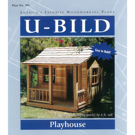 playhouse plans lowes