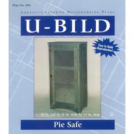 U-Bild Pie Safe Woodworking Plan