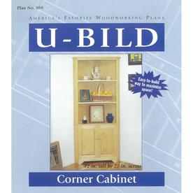 U-Bild Corner Cabinet Woodworking Plan