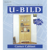 U-Bild Corner Cabinet Woodworking Plan