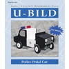 U-Bild Police Pedal Car Woodworking Plan