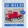 U-Bild Fire Truck Woodworking Plan