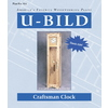 U-Bild Craftsman Clock Woodworking Plan