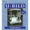 U-Bild Trellis Bench Woodworking Plan